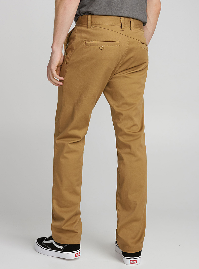 Frickin chinos  Straight fit - Straight fit - Light Brown