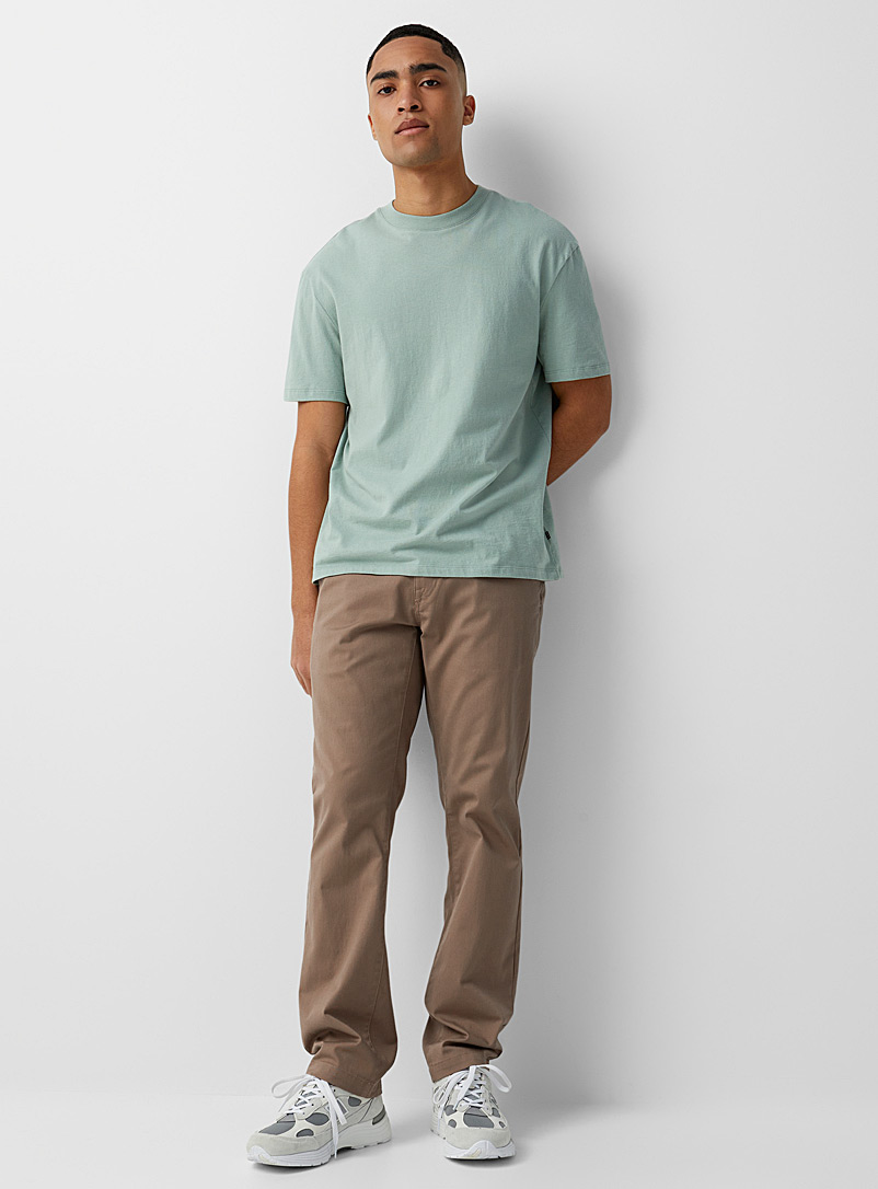Volcom Grey Frickin chinos  Straight fit for men