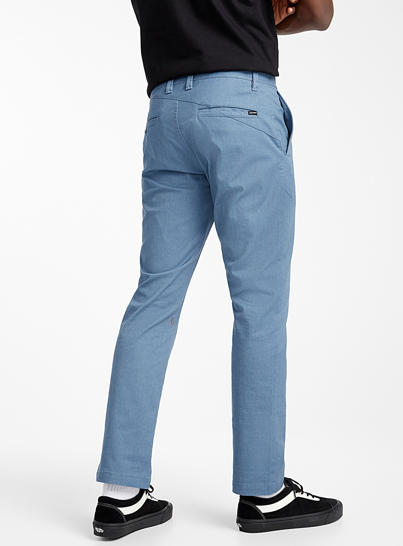 Frickin chinos  Straight fit - Straight fit - Slate Blue
