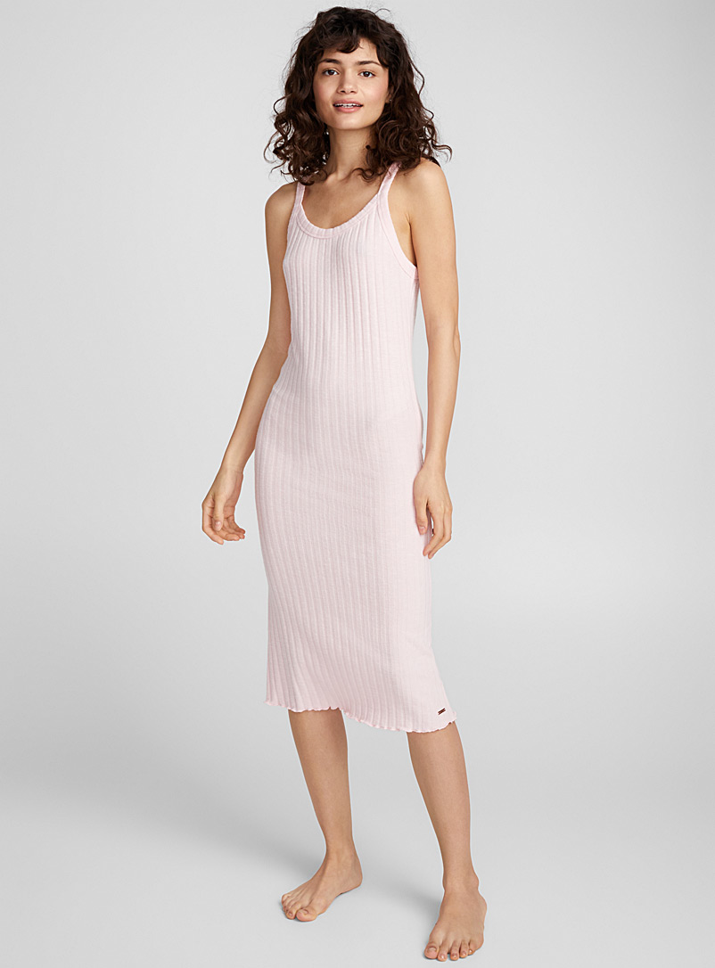 ribbed-midi-nightie