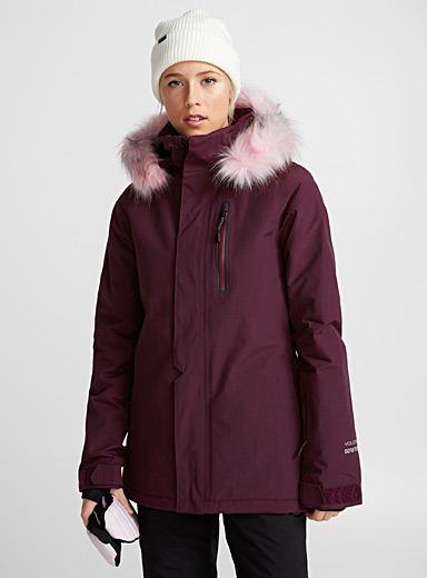 Eva insulated jacket <br>Long fit