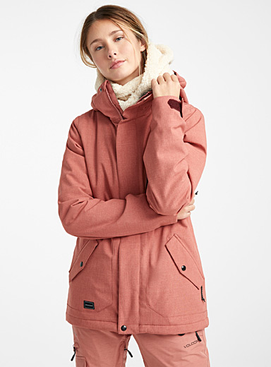 Ashlar insulated coat <br>Fitted style