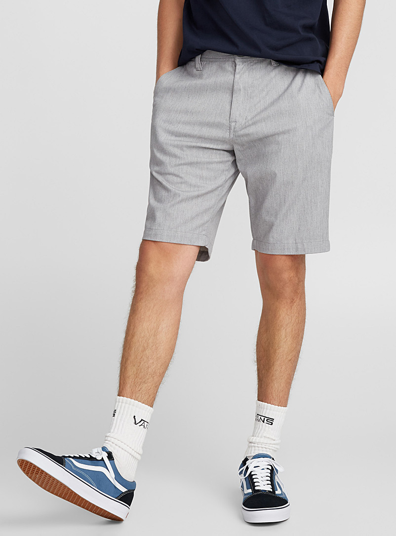 Frikin chino Bermudas - Bermudas - Light Grey
