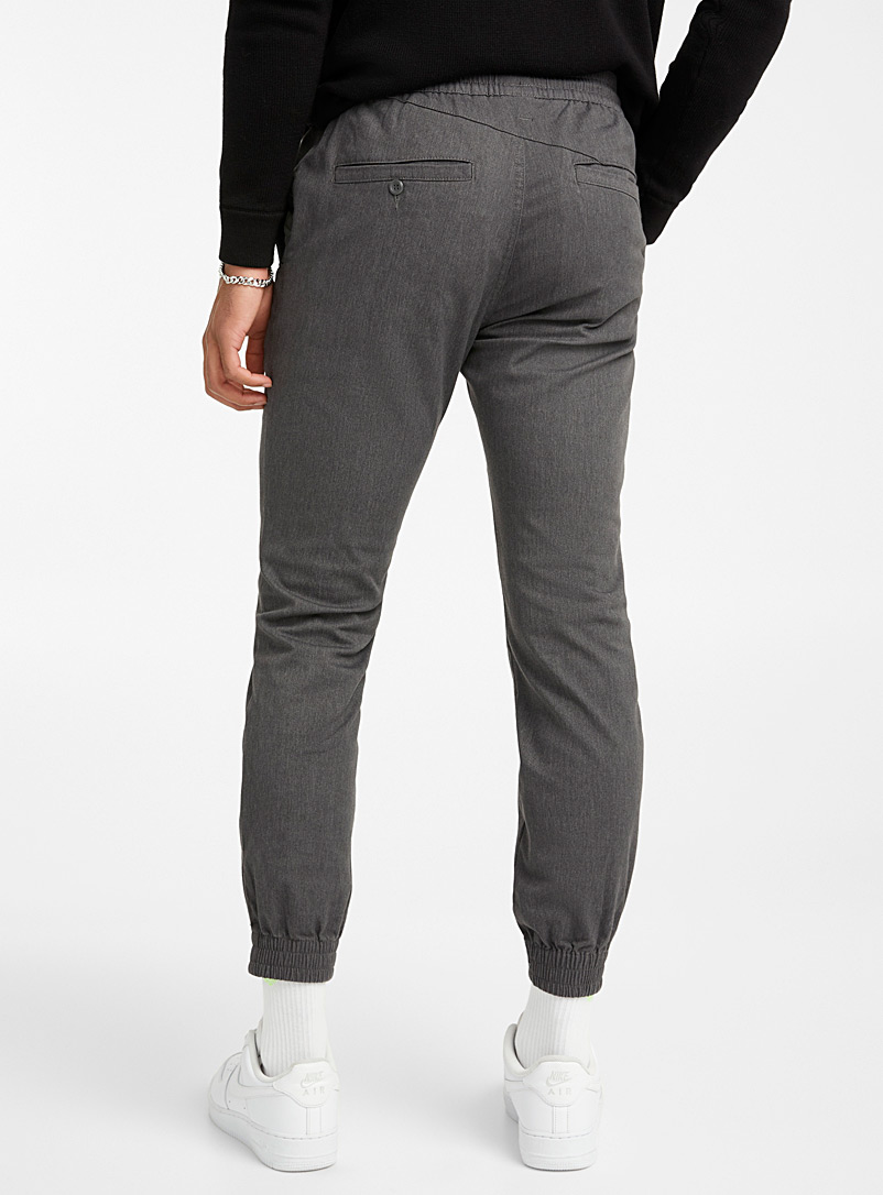 Volcom Charcoal Frickin recycled polyester joggers for men