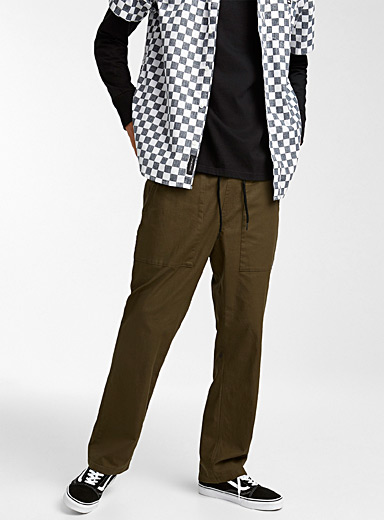 Clockwork relaxed chino Straight fit