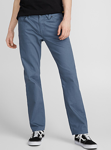 Solver steel blue jean  Straight fit