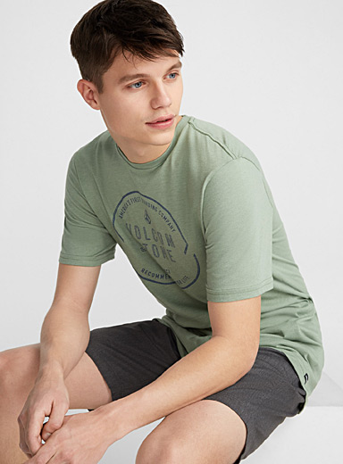 Circled logo T-shirt