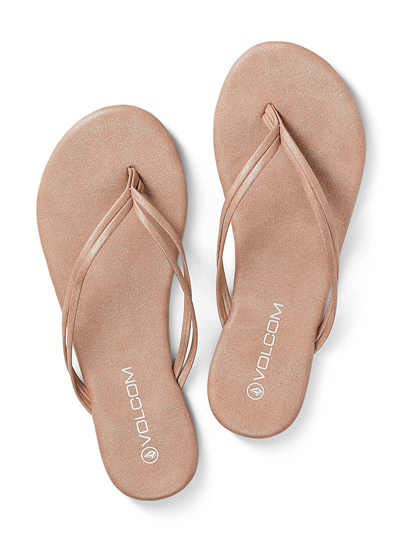 Volcom Fawn Wrapped Up flip-flops for women