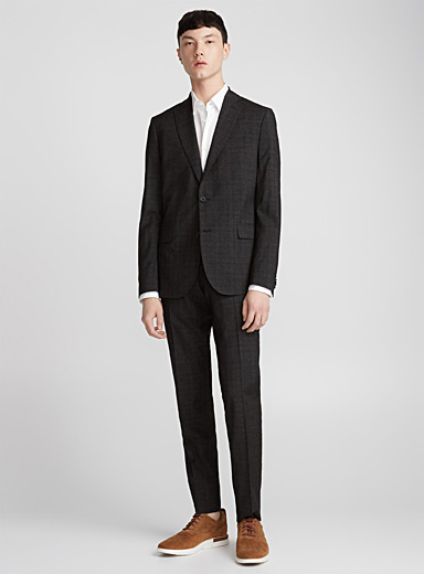 Hopper Check suit