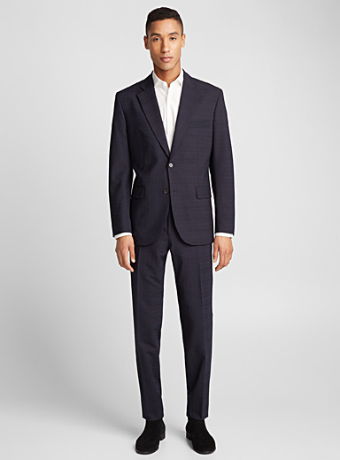 Donnie/G-Torsion checked suit