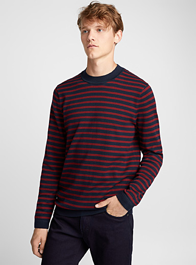 Stripe sailor shirt