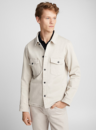 Heavy overshirt