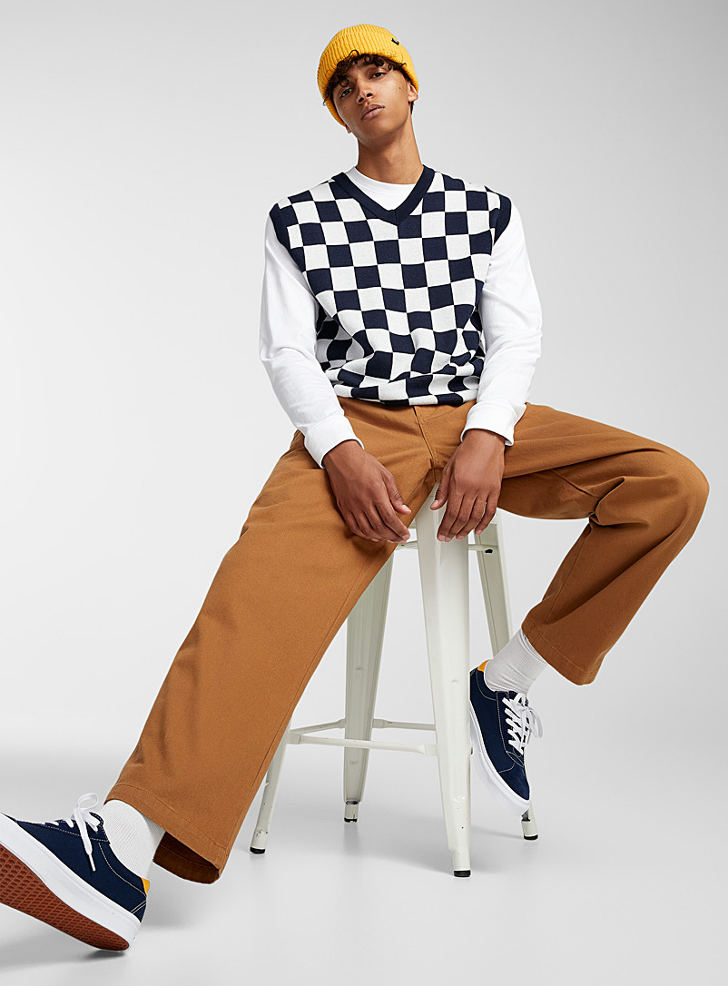 Obey Amber Bronze Estate pant Relaxed fit for men