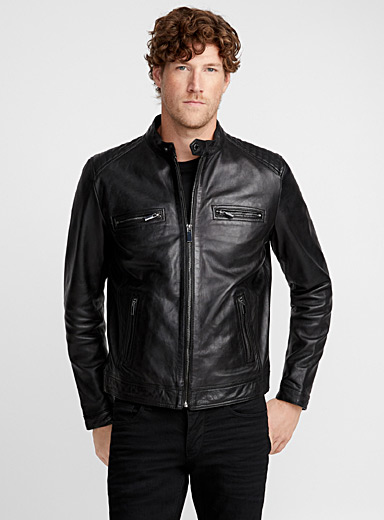 Alex leather jacket