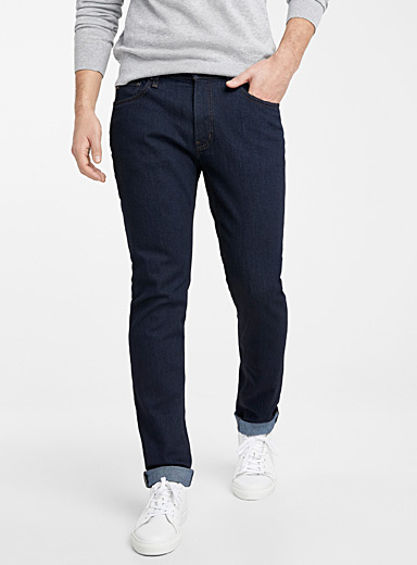 Nocturnal indigo jean <br>Slim fit