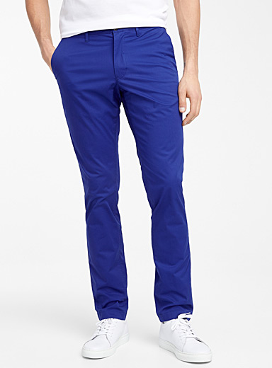 MK stretch chinos <br>Slim fit