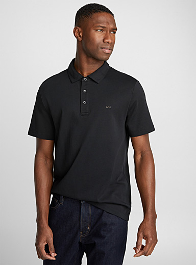 MK liquid cotton polo