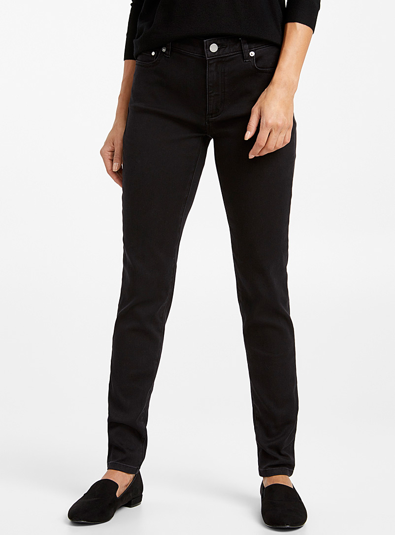 black-low-rise-skinny-jean