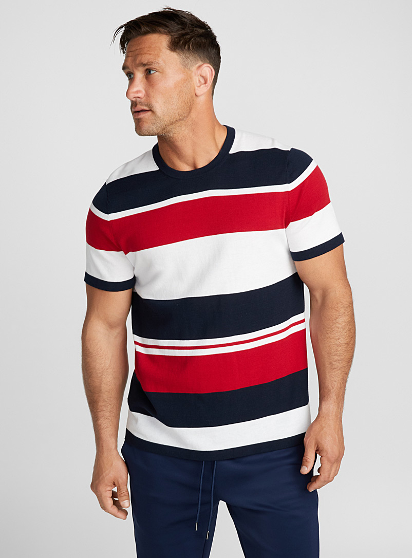 nautical-short-sleeve-sweater