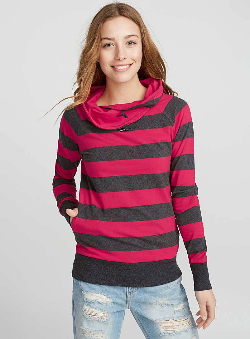 Striped sweatshirt - Sweatshirts & hoodies - Assorted