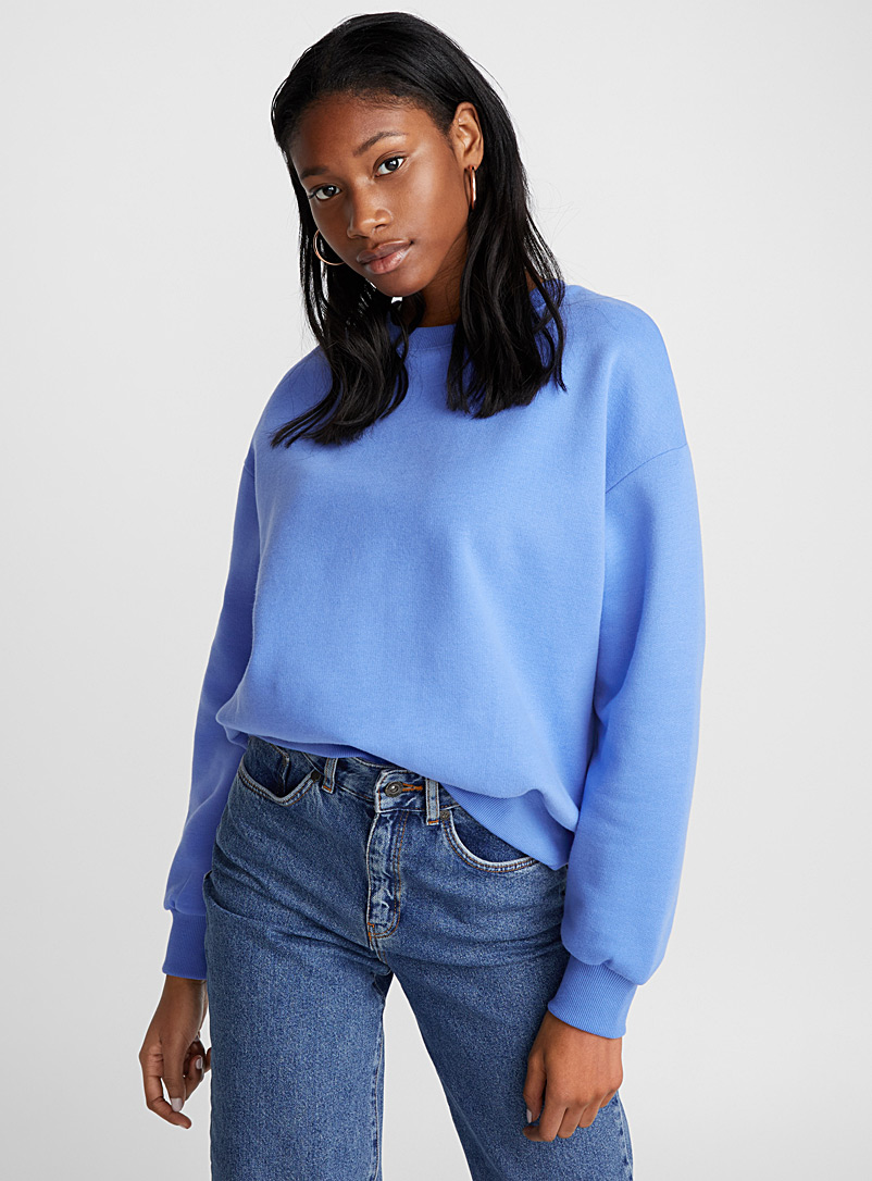 Basic sweatshirt - Sweatshirts & hoodies - Slate Blue