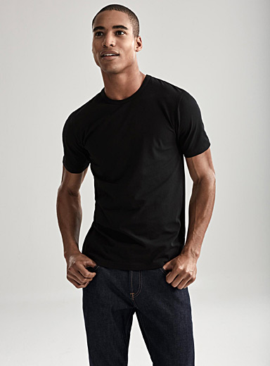 Le tee-shirt jersey extensible