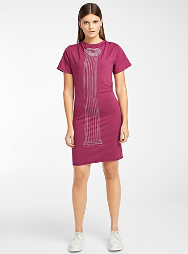 Vivienne Westwood Pink Historic T-shirt dress for women