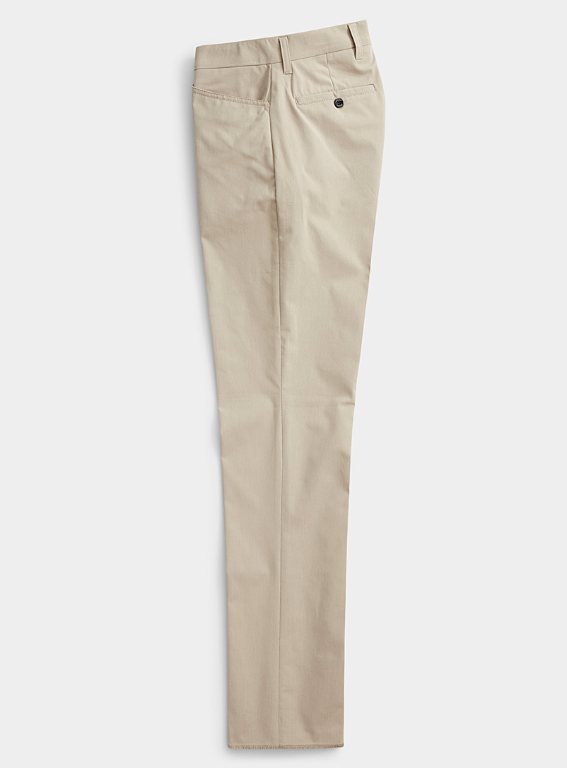 Citadin Sand Chic chinos  Slim fit for men