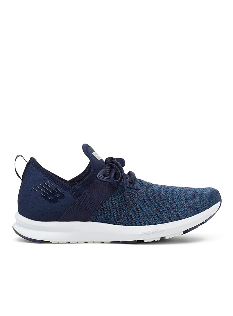 Le sneaker FuelCore NERGIZE tricot  Femme - Sneakers - Marine