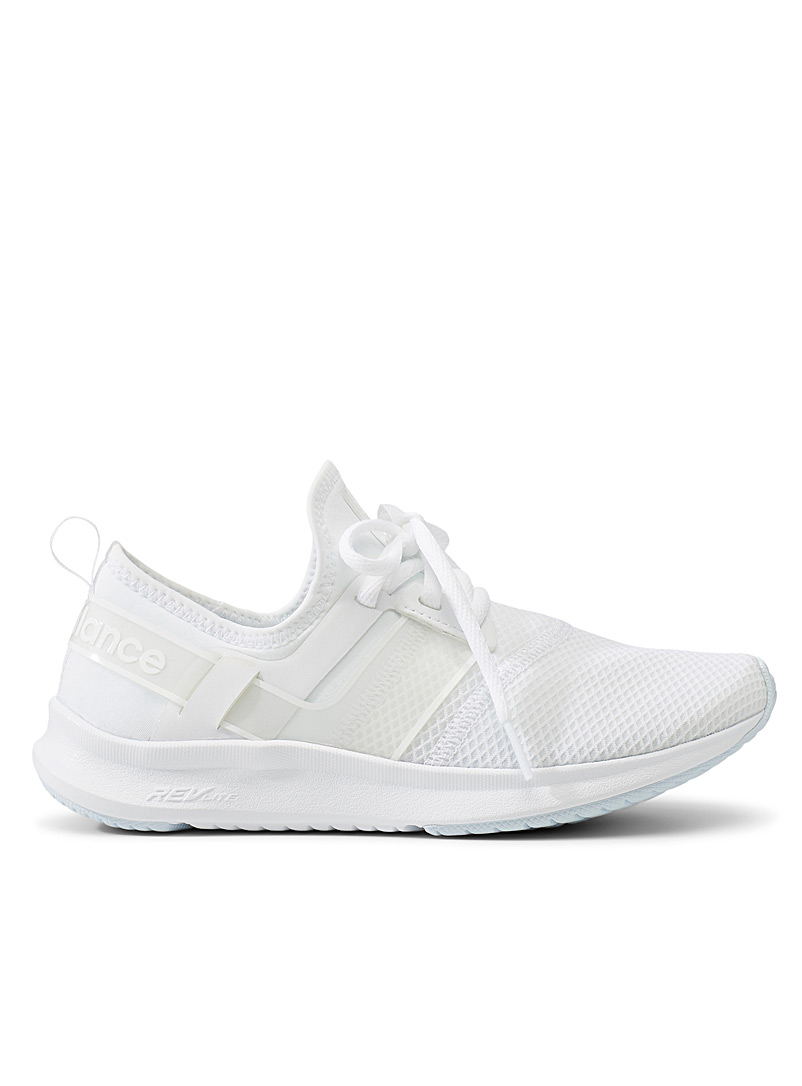 New Balance White Nergize Sport sneakers  Women for women