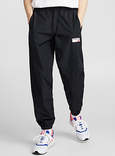 Windbreaker fabric joggers