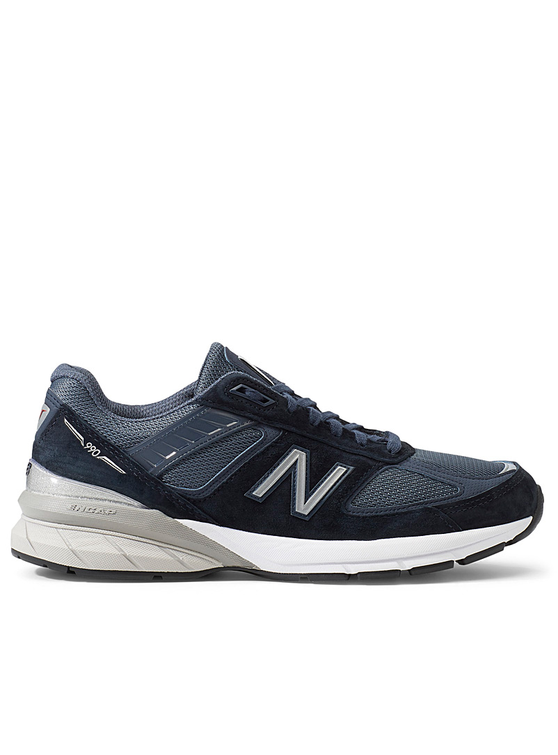 New Balance Marine Blue Made in US 990v5 sneakers Women for women