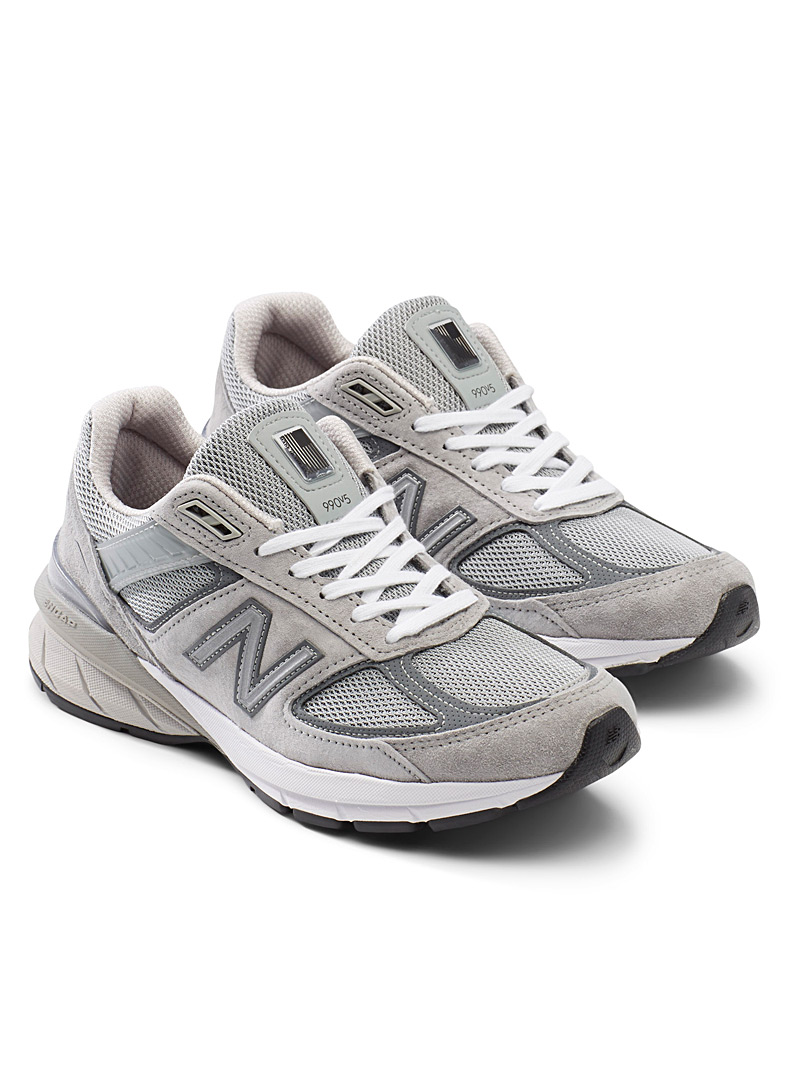 New Balance Light Grey Made in US 990v5 sneakers  Women for women