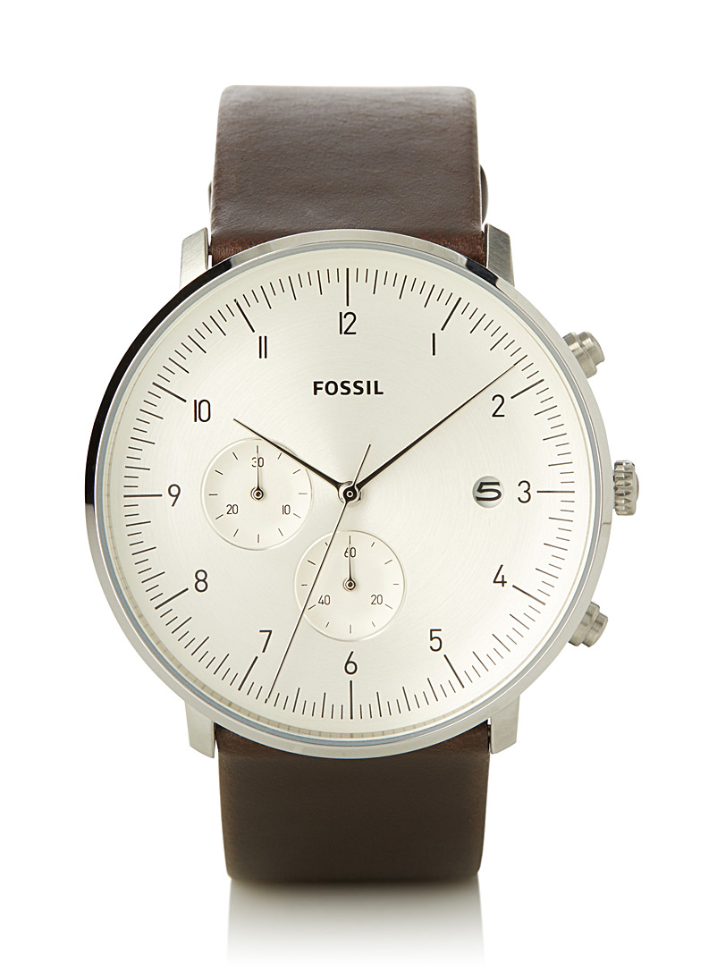 Chase Timer watch - Watches - Fawn
