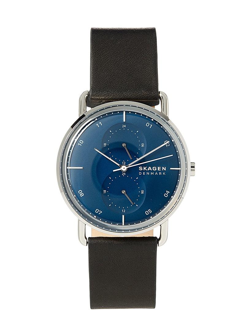 Skagen Black Horizont watch for men