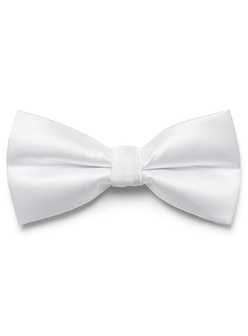 Must-have bow tie - Bow Ties - White