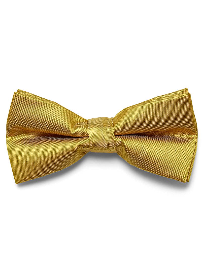 Must-have bow tie - Bow Ties - Golden Yellow