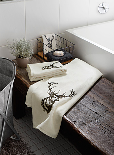 Deer towels