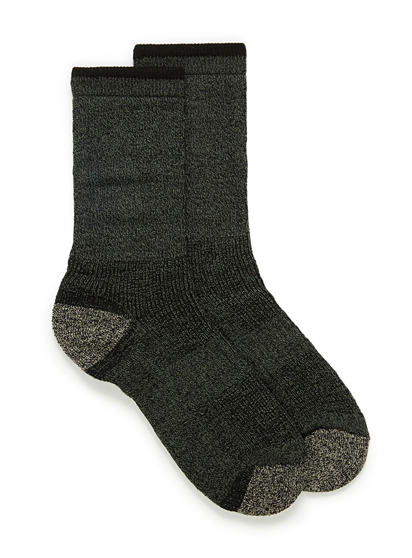 Hiking socks - Casual socks - Mossy Green