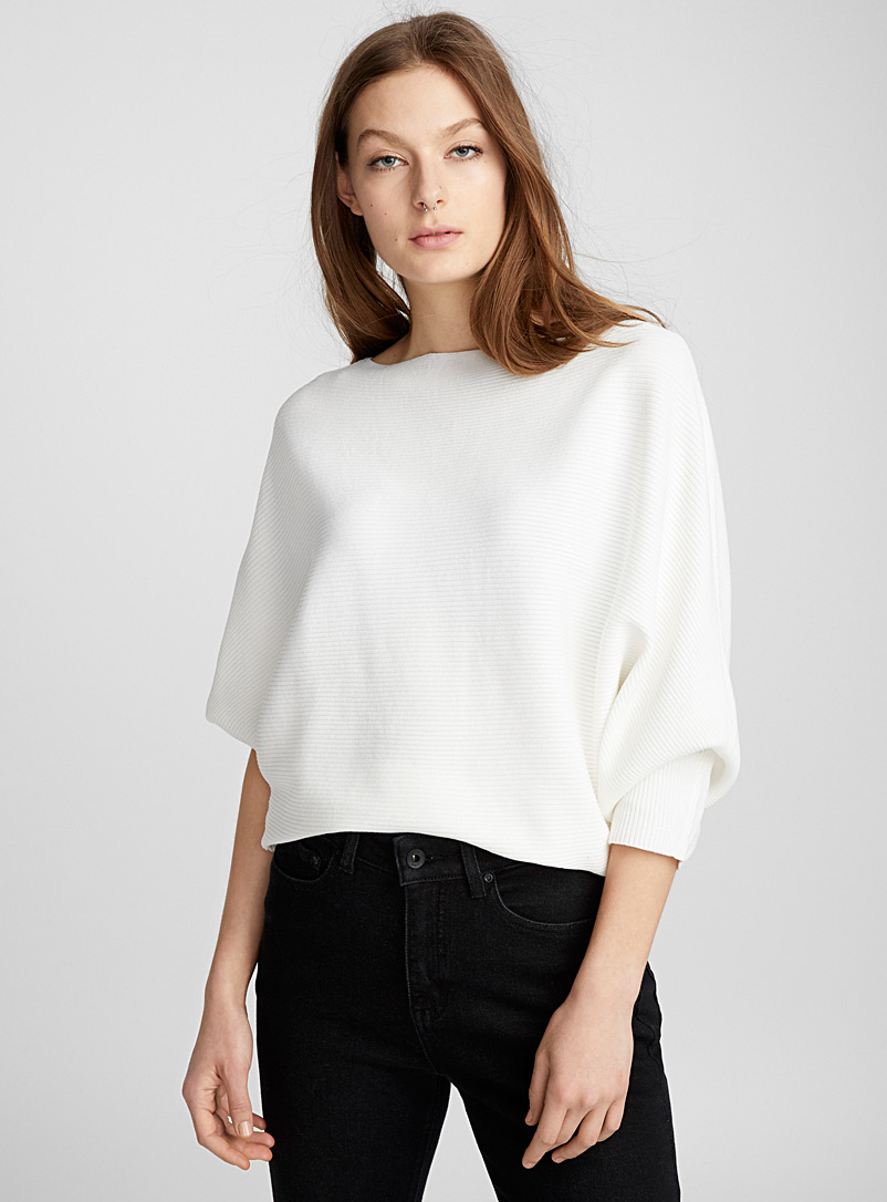 ribbed-batwing-sweater