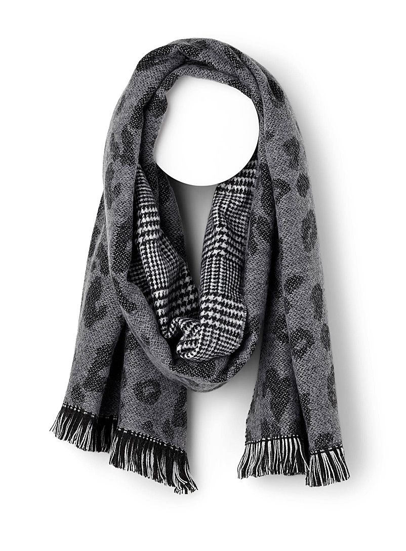 houndstooth-leopard-scarf