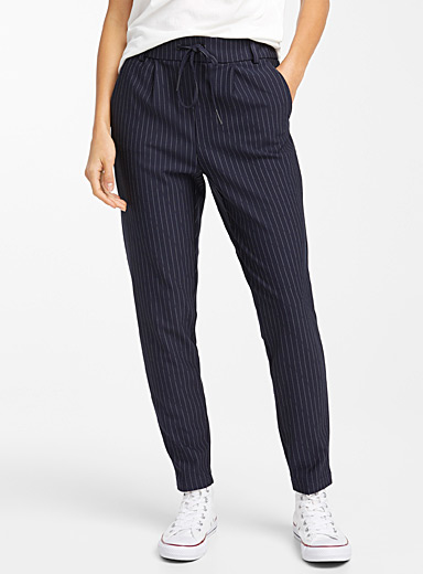 Mini stripe pant