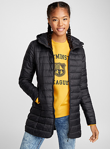 Tahoe packable puffer jacket