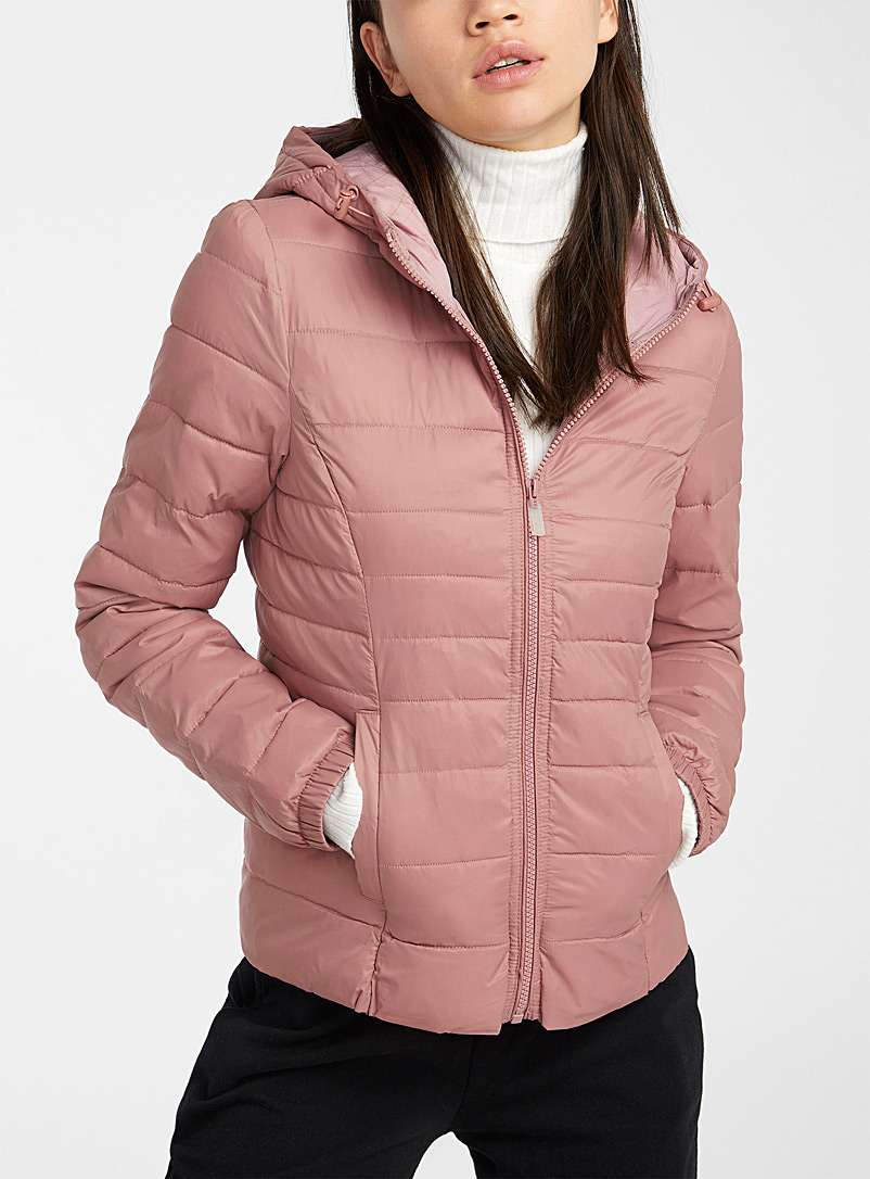 Tahoe cropped puffer jacket