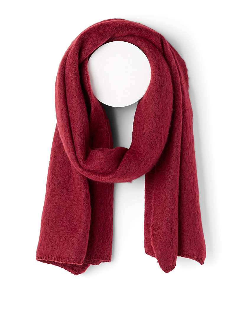 Only Red Divinely soft scarf for women