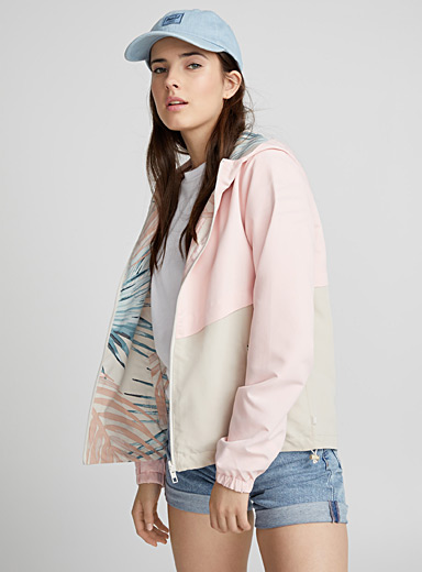 Two-tone reversible jacket