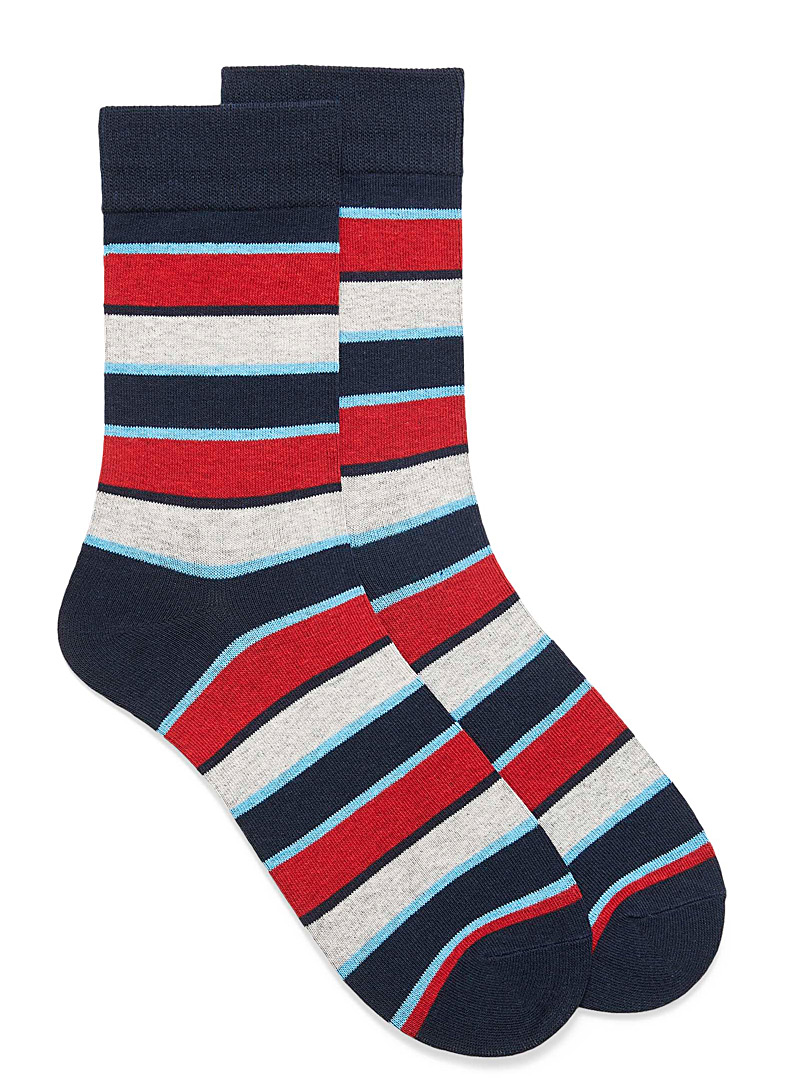 block-stripe-socks