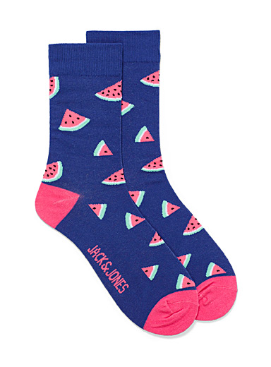 Pop snack socks