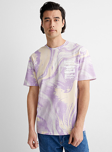 Marbled T-shirt