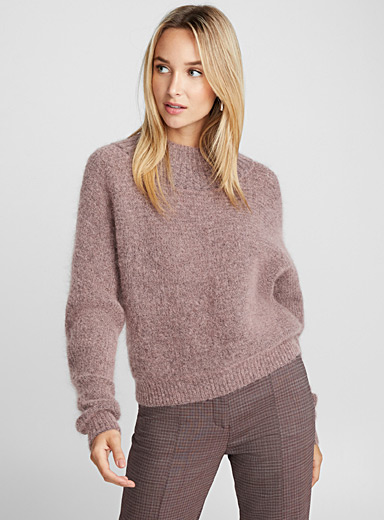 Gera mellow mulberry pullover